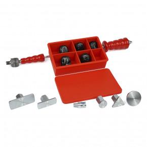Klebesystem: Zughammer mit Colafria als Ausbeulwerkzeug in the OFFER